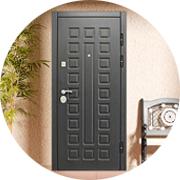 Металлические двери и ворота