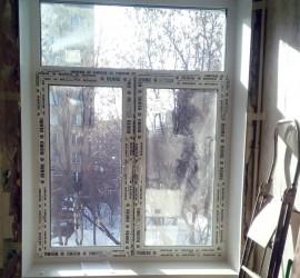Пластиковые окна под ключ